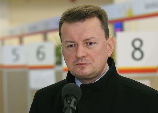 Mariusz Błaszczak zobowiązał Komendanta Głównego Policji do osobistego nadzoru nad śledztwem