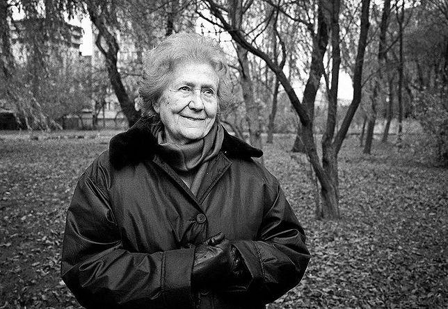 Halina Wołłowicz dla WP.PL: moim pierwszym rannym był Rajmund Kaczyński, kolega z konspiracji