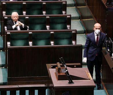 """Koziński: """"Platforma miała ścigać PiS. Znalazła się w kleszczach między Lewicą i Hołownią"""" [OPINIA]"""