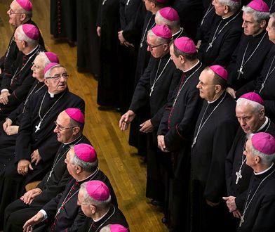 Biskupi niosą krzyż z ofiarami. Ale to nie oni są do niego przybici [Opinia]
