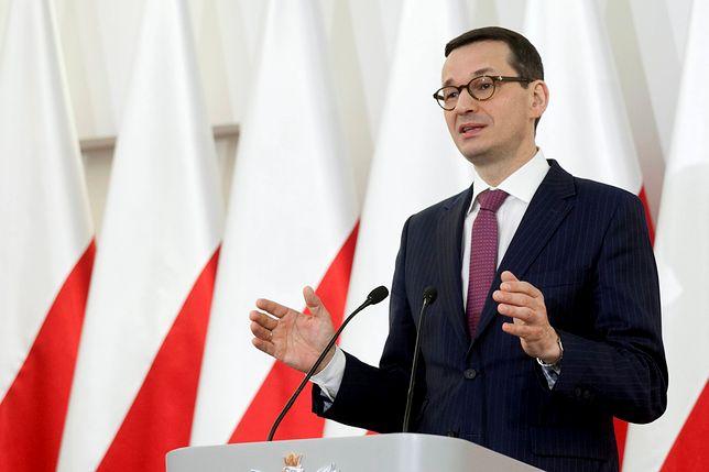 Premier Mateusz Morawiecki w piątek złoży wizytę w Berlinie
