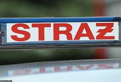 Warszawa. Wybuch na stacji benzynowej na Targówku