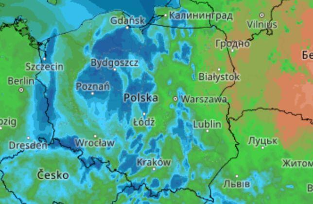 Gdzie w nocy przejdą burze? IMGW ujawniło prognozę