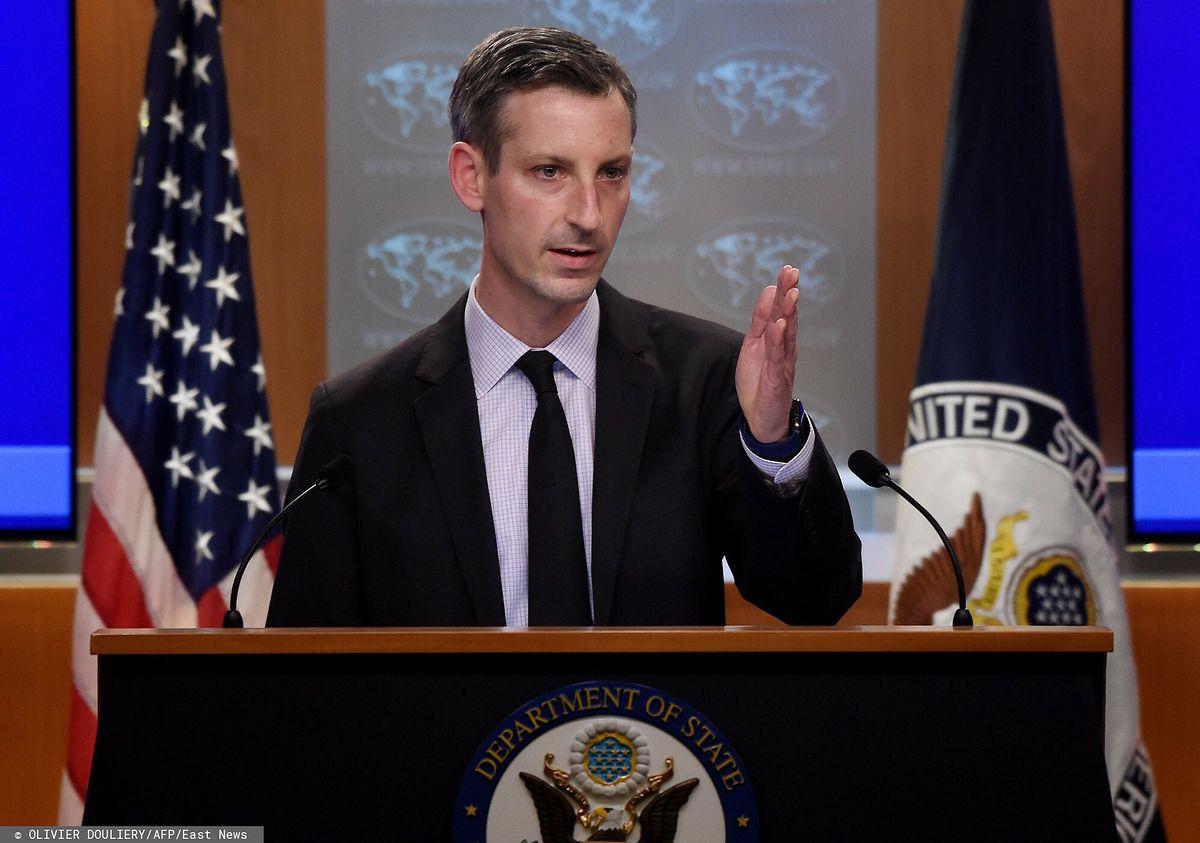 """Rzecznik Departamentu Stanu USA zabrał głos w sprawie """"Lex TVN"""""""