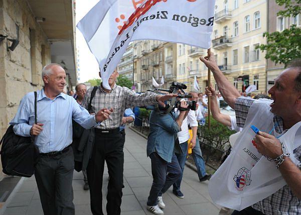 Grzegorz Schetyna sprzeciwia się brutalizacji języka w polskiej polityce