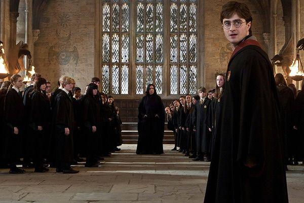 Będzie można zobaczyć filmowy dom Harry'ego Pottera