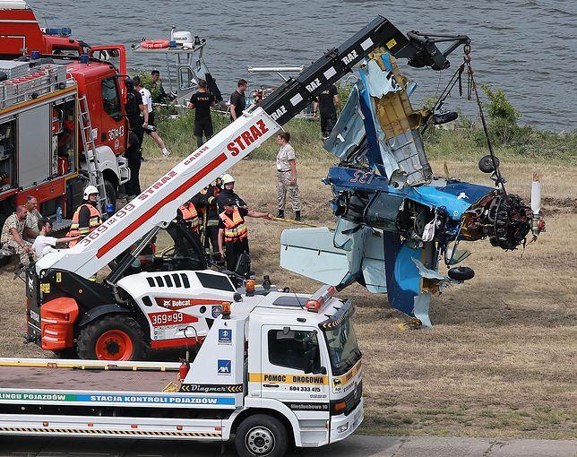 Tragedia na Pikniku Lotniczym w Płocku. Podano przyczynę śmierci pilota