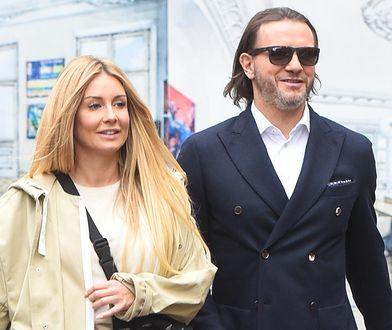 Małgorzata i Radosław Majdanowie odwiedzili klinikę leczenia niepłodności. Przyłapali ich paparazzi