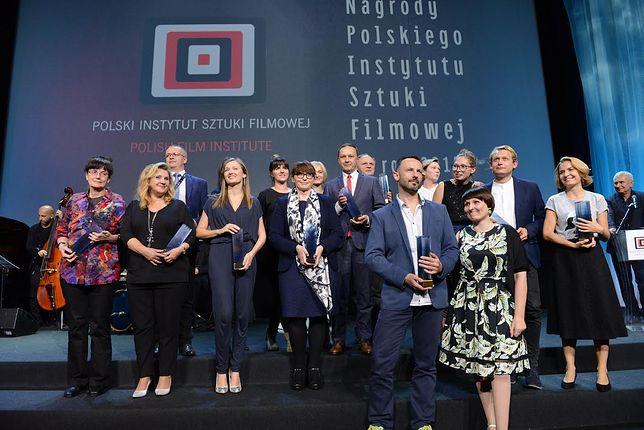 Ubiegłoroczni laureaci nagród PISF fot. Marcin Kułakowski