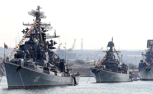 Flota czarnomorska góruje nad ukraińską Marynarką Wojenną. A to tylko część sił