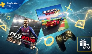 """Pro Evolution Soccer 2019"" oraz ""Horizon Chase Turbo"" za darmo w lipcowym PS Plus"