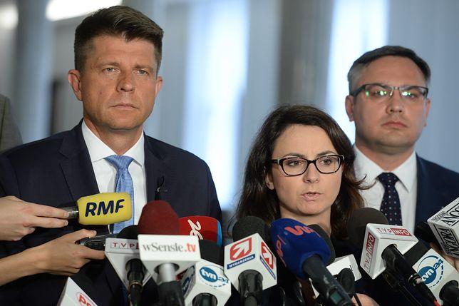 Sejm zdecydował ws. Petru i Gasiuk-Pihowicz