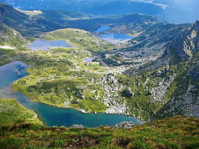 Siedem Jezior Rilskich w Bułgarii