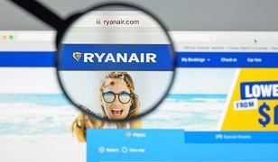 Ryanair próbuje wynagrodzić swoim pasażerom niedogodności