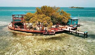 Bird Island, rajska wyspa u wybrzeży Belize, którą można wynająć na 6 dni