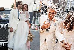 Agyness Deyn zachwyciła na swoim ślubie!