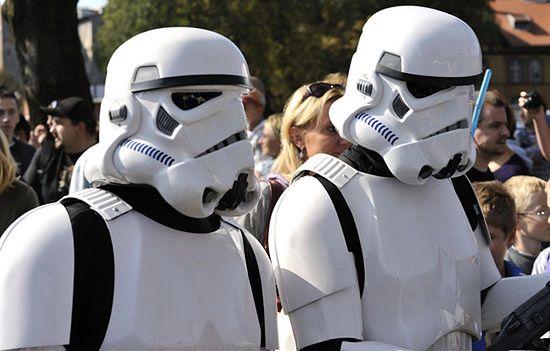 Żołnierze Imperium spotkali się w Bydgoszczy - zdjęcia