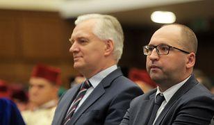 Spór w partii Gowina. Rozłamowcy zawiesili Gowina w prawach członka.
