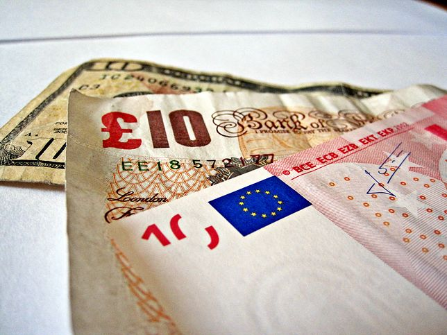 Tego w historii jeszcze nie było. Kurs funta zrówna się z euro?