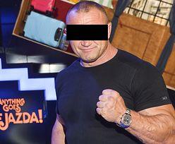 Ruszył proces przeciwko Mariuszowi P. Gwiazda MMA nie stawiła się w sądzie