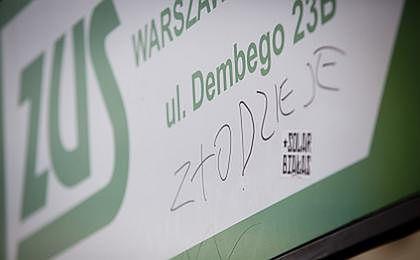 ZUS wyda 5,7 mln zł, aby emeryt dostał 28 zł podwyżki