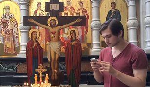 Bloger, który łapał w cerkwi pokemony, uznany za terrorystę ekstremistę
