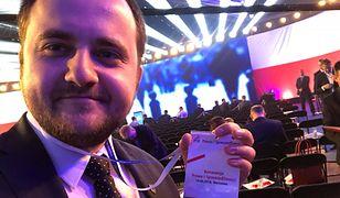 Dariusz Matecki pomógł wylansować kandydata na prezydenta Warszawy Patryka Jakiego