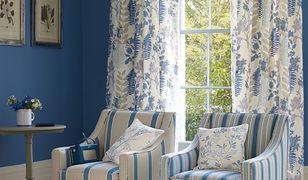 Niebieskie ściany - recepta dla spragnionych odpoczynku. Piękne zdjęcia niebieskich wnętrz