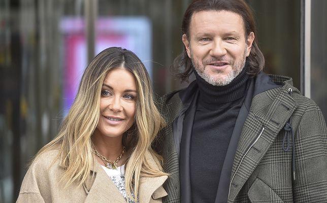 Małgorzata i Radosław Majdanowie w czerwcu 2020 roku zostali rodzicami Henia. Wciąż nie kryją radości z narodzin synka