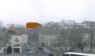 Seminarium Duchowne chce postawić 7-piętrowy budynek na warszawskiej skarpie!
