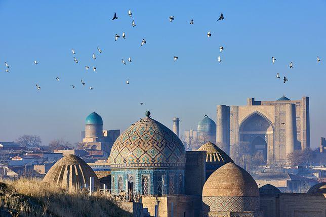 Uzbekistan przyciąga niesamowitą architekturą