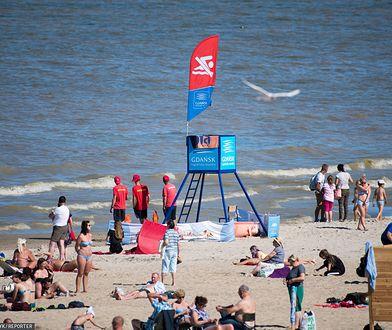 Sinice w Bałtyku. Kolejne kąpieliska zamknięte