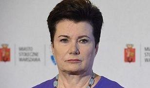 Urząd Skarbowy zajął rachunek Gronkiewicz-Waltz. Chodzi o grzywny od Jakiego