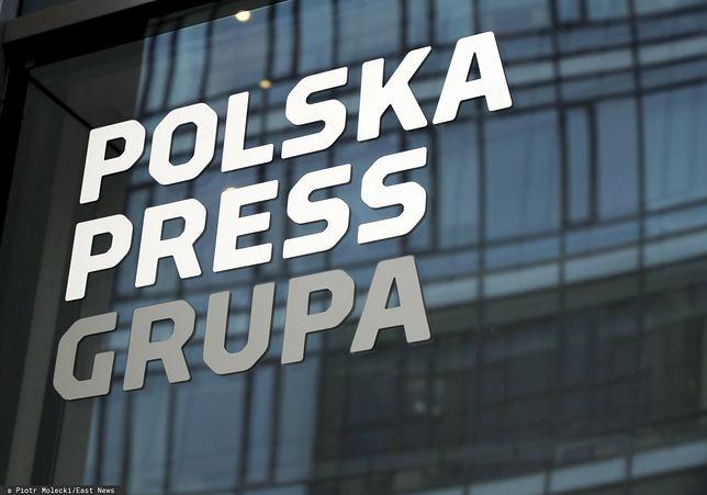 Siedziba Polska Press w Warszawie (East News)