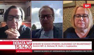 """Maciej Stuhr ostro o Jarosławie Gowinie. """"Nadaje się na świadka koronnego"""""""