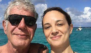 """""""Ludzie mówią, że go zamordowałam"""". Asia Argento wyznaje, że Bourdain ją zdradzał"""