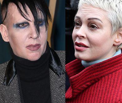 Była narzeczona Mansona wydała oświadczenie. Staje po stronie ofiar