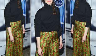 Polska aktorka znów na salonach