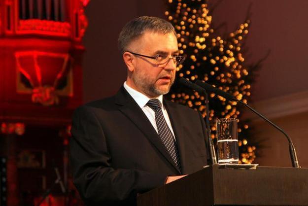 Marek Woźniak.