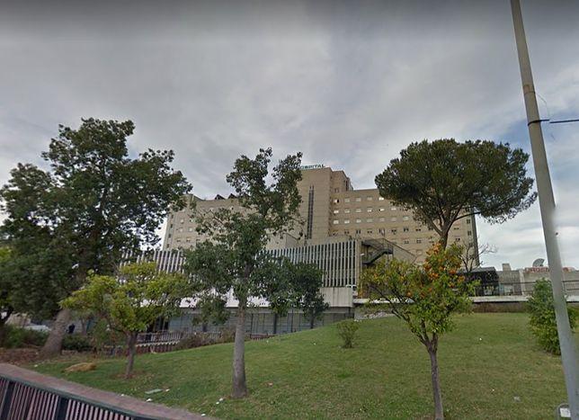 Szpital, w którym doszło do tragedii