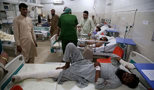 Poprzedni bilans mówił o 32 zabitych i 128 rannych