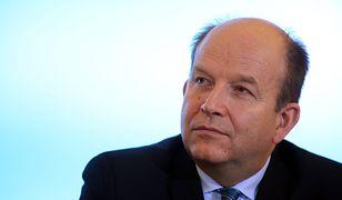 Konstanty Radziwiłł po dymisji skupi się na pełnieniu mandatu senatora