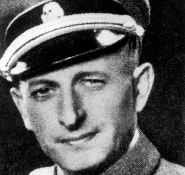 Nazistowski zbrodniarz Adolf Eichmann skazany na śmierć