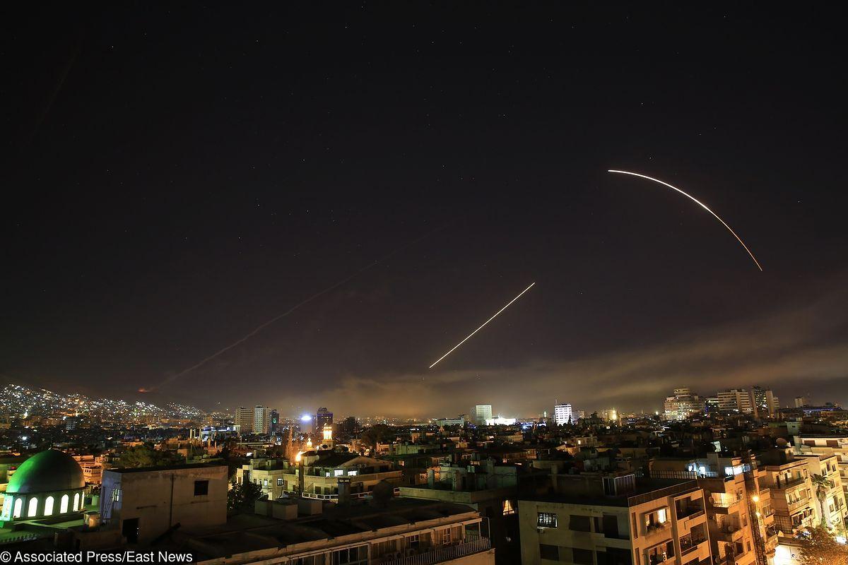 Syryjczycy i Rosjanie świętują sukces po udanym ataku USA. Każdy osiągnął swój cel