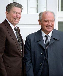 Michaił Gorbaczow i Ronald Reagan - najgorszy i najlepszy przywódca z czasów zimnej wojny