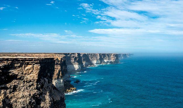 Bunda Cliffs. Australia. Poznaj miejsce, w którym kończy się świat