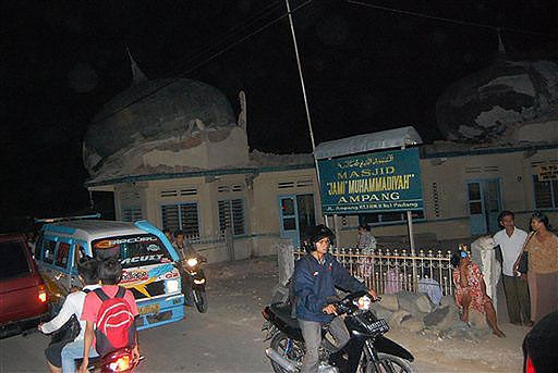 Rośnie liczba ofiar trzęsienia ziemi w Indonezji
