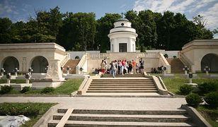 Cmentarz Orląt Lwowskich ponownie otwarto w 2005 r.