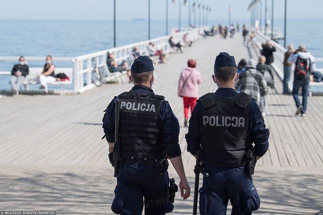 Gdynia. Na miejsce wezwano policję