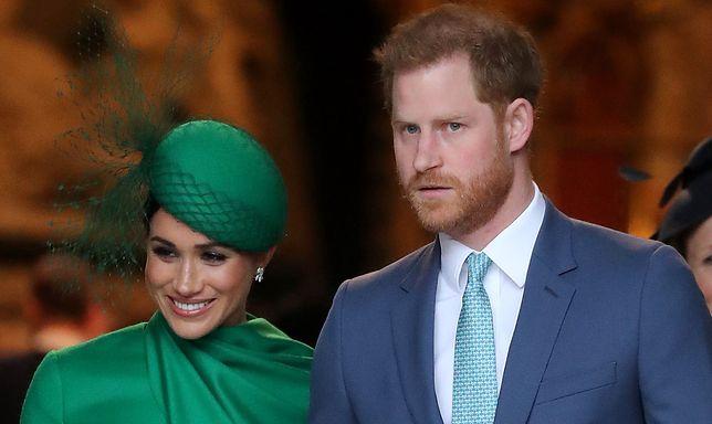 Wielki sekret Meghan Markle i księcia Harry'ego. Nowe fakty z książki